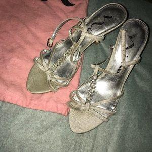 Shoes - Sparkly Dress Shoe.